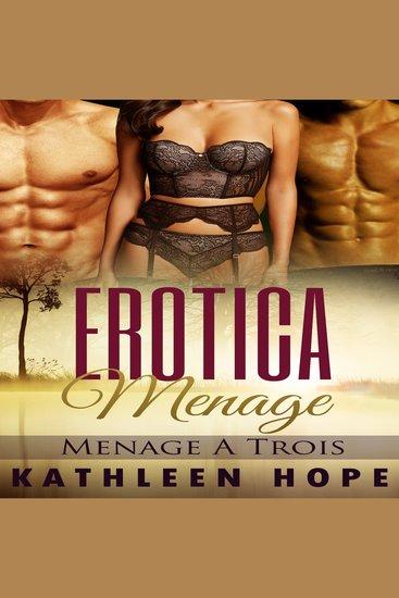 Menage a Trois - Erotica Menage - cover