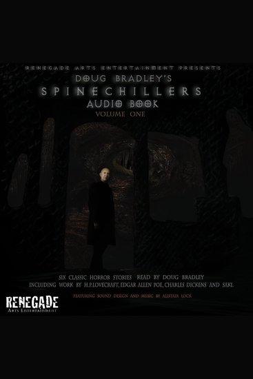 Doug Bradley's Spinechillers Volume One - Classic Horror Short Stories - cover