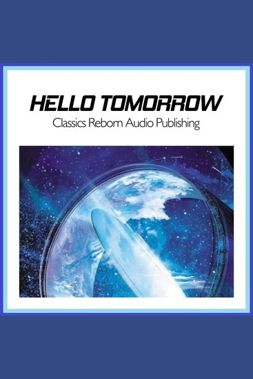 Hello Tomorrow - cover