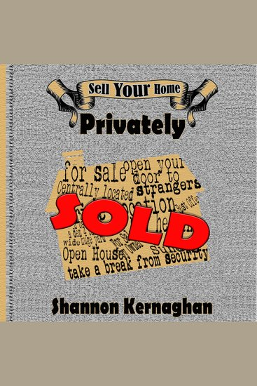 Sell Your Home Privately - cover