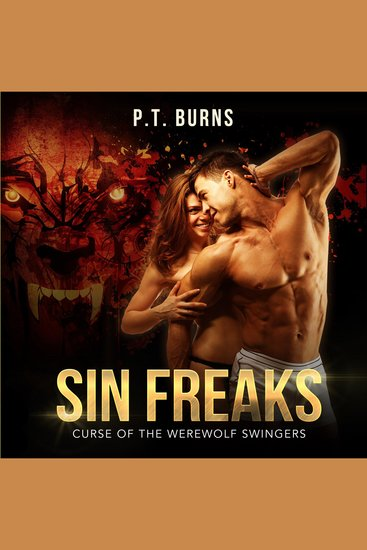 Sin Freaks - Curse of the Werewolf Swingers - cover