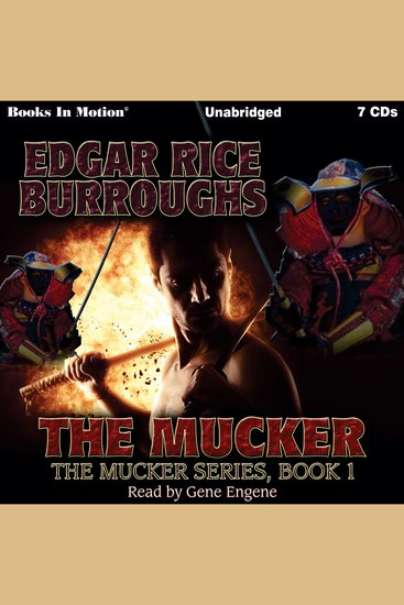 The Mucker - The Mucker Series book 1 - cover