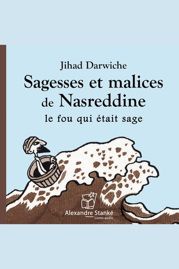 Sagesses et malices de Nasreddine - cover