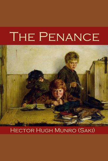 The Penance - cover