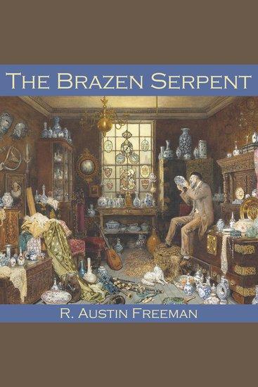 The Brazen Serpent - cover