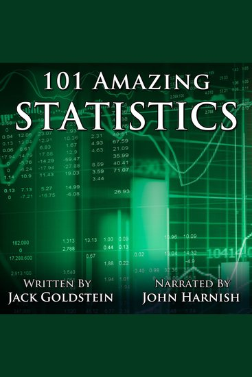 101 Amazing Statistics - Incredible Facts to Make You Think - cover