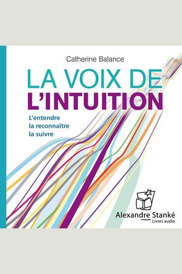 La voix de l'intuition - cover