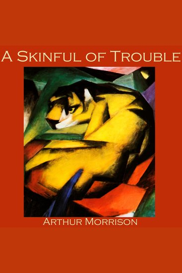 A Skinful of Trouble - cover