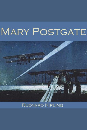 Mary Postgate - cover