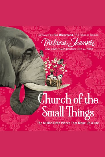 Church of the Small Things - The Million Little Pieces That Make Up a Life - cover