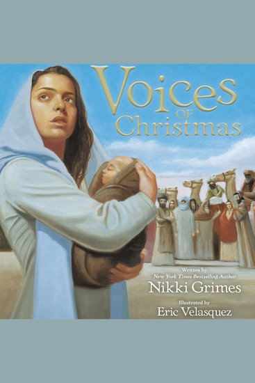 Voices of Christmas - cover