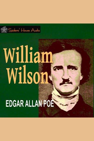 William Wilson - cover