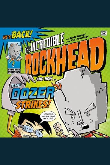 The Dozer Strikes! - cover