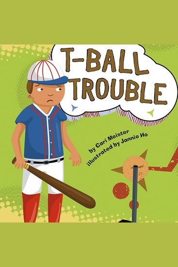 T-Ball Trouble - cover
