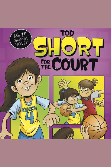 Too Short for the Court - cover