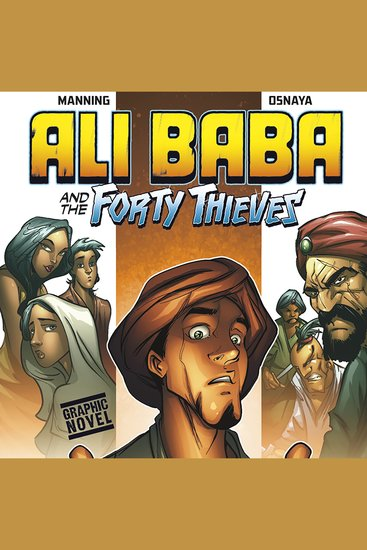 Ali Baba and the Forty Thieves - cover