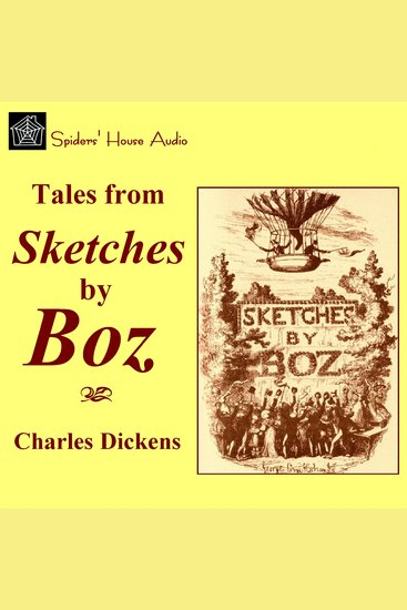 Tales from Sketches by Boz - cover