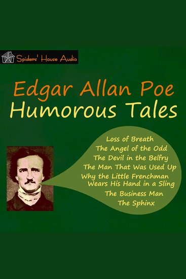 Humorous Tales - cover