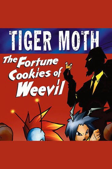 The Fortune Cookies of Weevil - cover