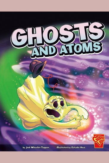 Ghosts and Atoms - cover