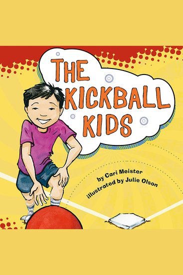 The Kickball Kids - cover
