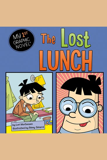 The Lost Lunch - cover