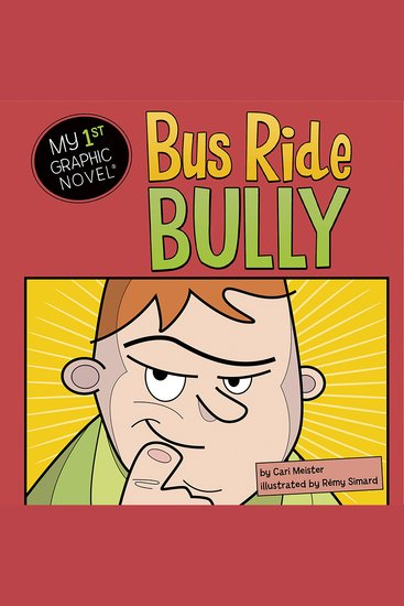 Bus Ride Bully - cover