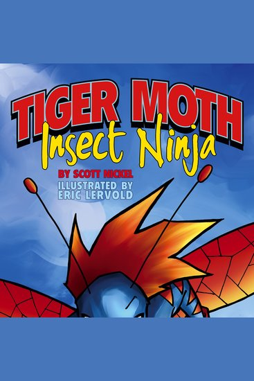 Insect Ninja - cover