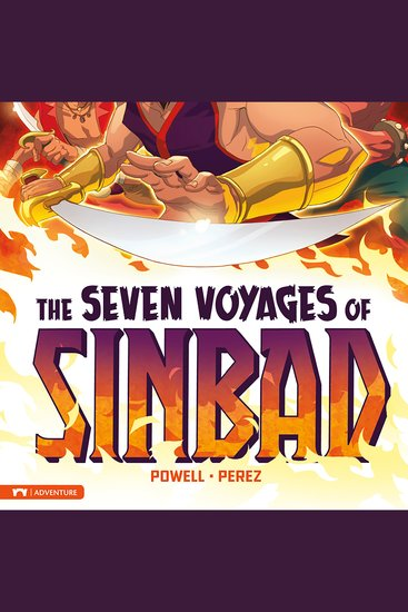 The Seven Voyages of Sinbad - cover