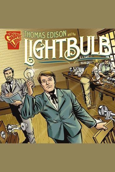 Thomas Edison and the Lightbulb - cover