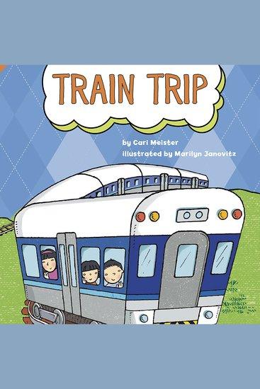 Train Trip - cover
