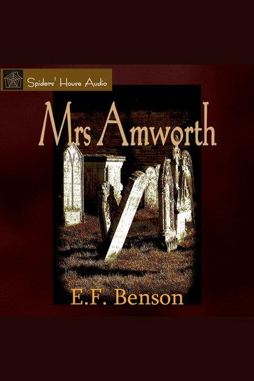 Mrs Amworth - cover