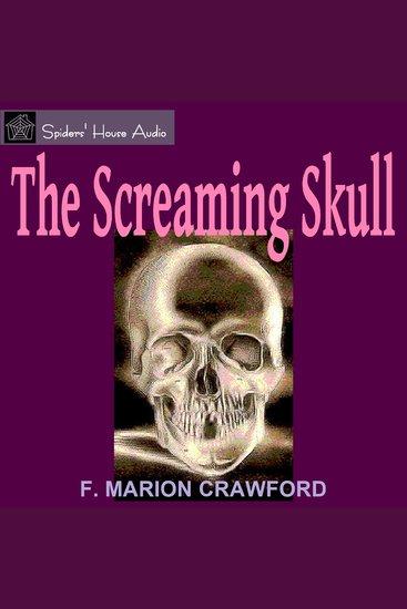 The Screaming Skull - cover