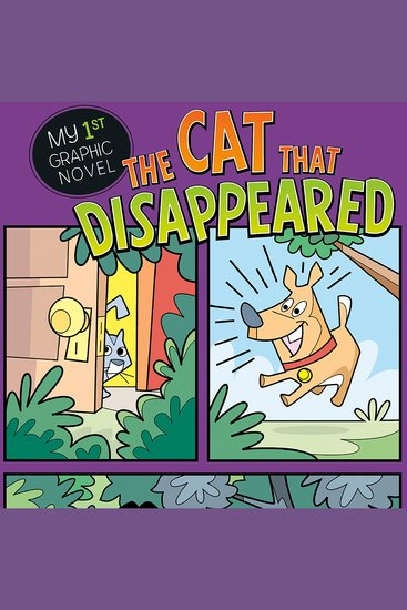 The Cat That Disappeared - cover