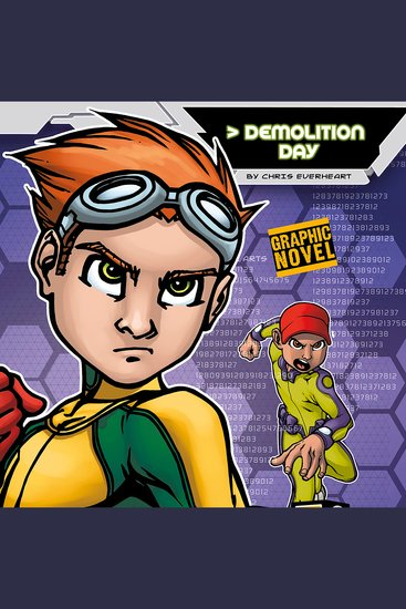 Demolition Day - cover