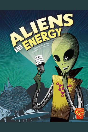 Aliens and Energy - cover