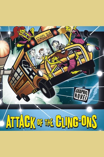 Attack of the Cling-Ons - cover
