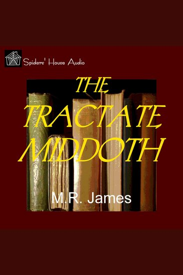 The Tractate Middoth - cover