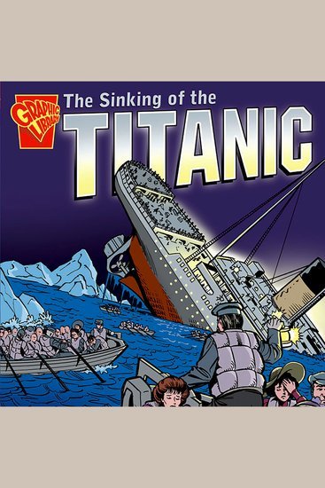 The Sinking of the Titanic - cover