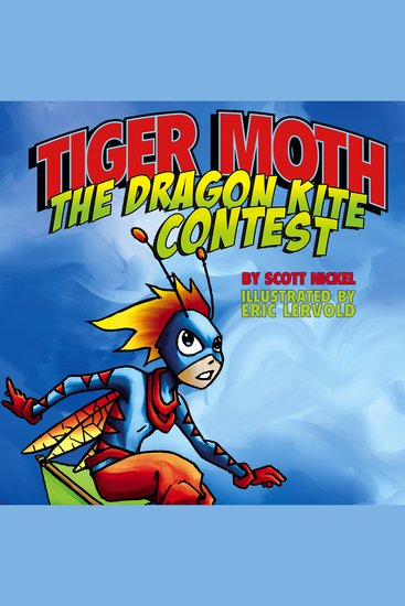 Tiger Moth and the Dragon Kite Contest - cover