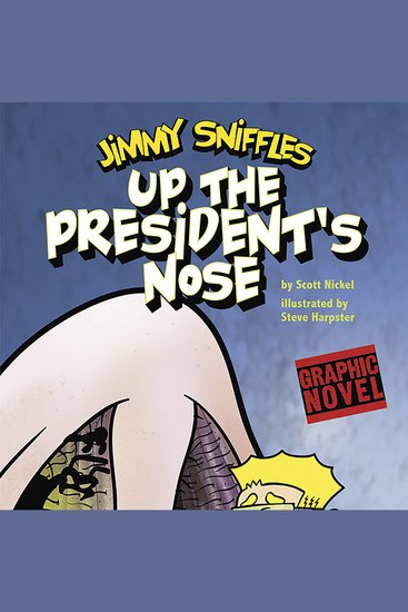 Up the President's Nose - cover
