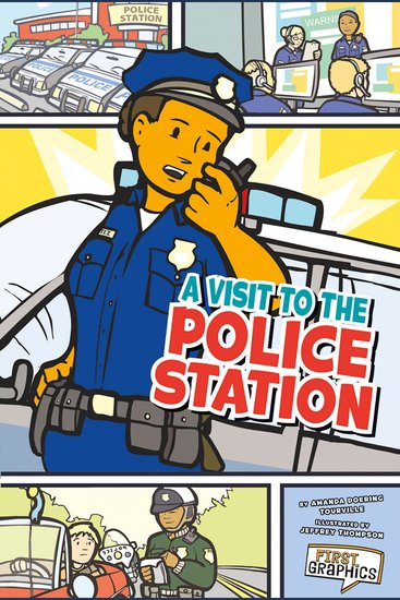 A Visit to the Police Station - cover