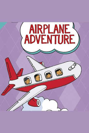 Airplane Adventure - cover