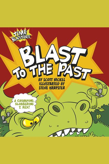 Blast to the Past - cover
