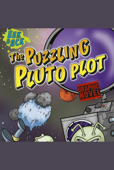 The Puzzling Pluto Plot - cover
