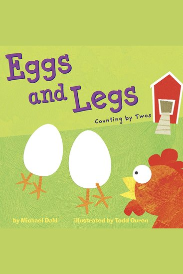 Eggs and Legs - Counting by Twos - cover