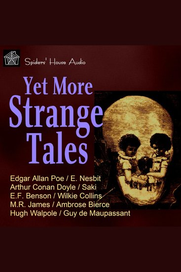 Yet More Strange Tales - cover