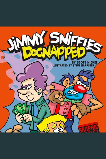Dognapped! - cover