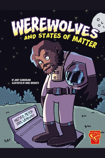 Werewolves and States of Matter - cover