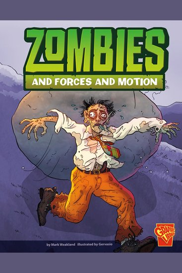 Zombies and Forces and Motion - cover